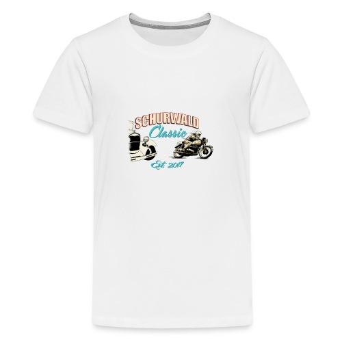 Schurwald Classic 2017 - Teenager Premium T-Shirt