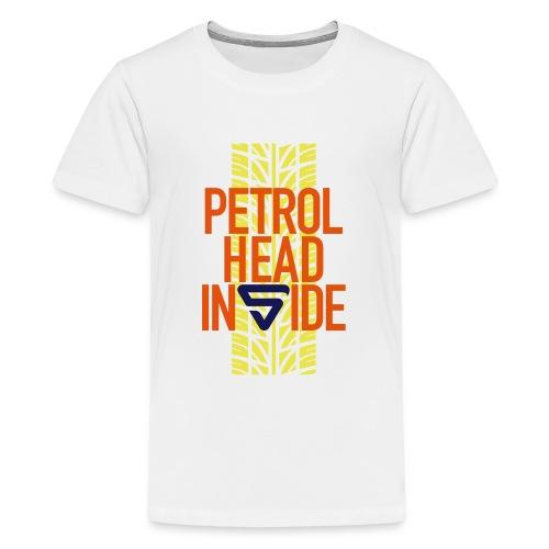 Petrolhead inside - T-shirt Premium Ado