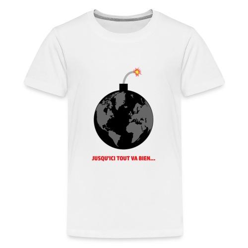 jusqu'ici tout va bien - T-shirt Premium Ado