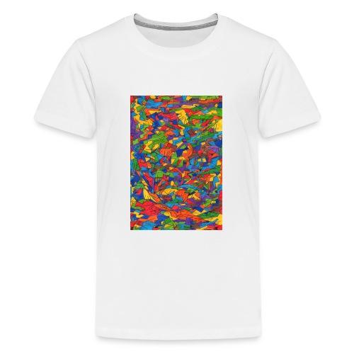 Color_Style - Camiseta premium adolescente