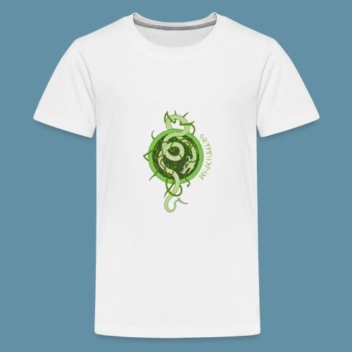Jormungand logo png - Maglietta Premium per ragazzi