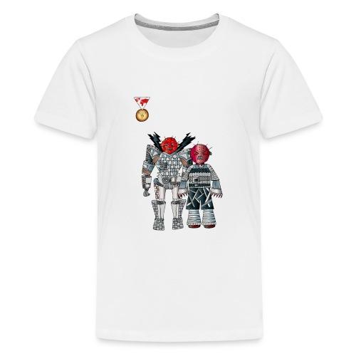 Trashcans - Teenager Premium T-Shirt