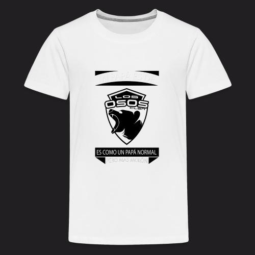 papa molon - Camiseta premium adolescente
