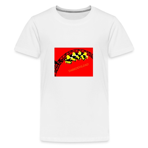 DareDevilDad - Teenage Premium T-Shirt
