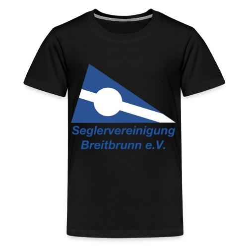 SVBb Wimpel m K - Teenager Premium T-Shirt
