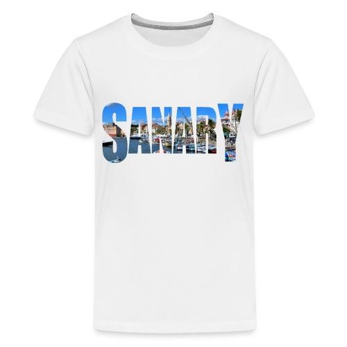 SanaryTShirt png - T-shirt Premium Ado