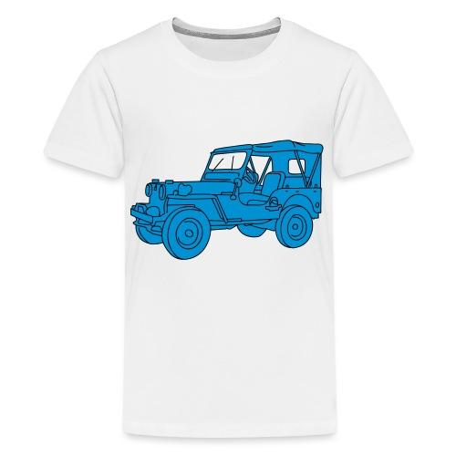 Geländewagen SUV 2 - Teenager Premium T-Shirt