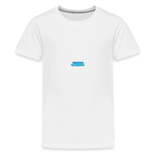 JAVIKA - Teenager Premium T-shirt
