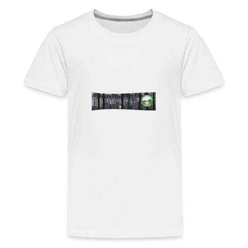 HANTSAR Forest - Teenage Premium T-Shirt