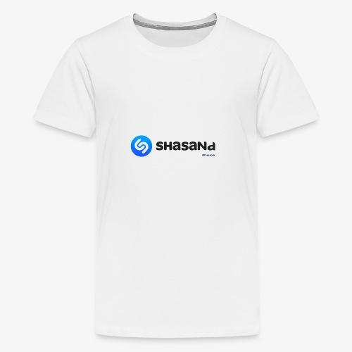 Shasand - Maglietta Premium per ragazzi