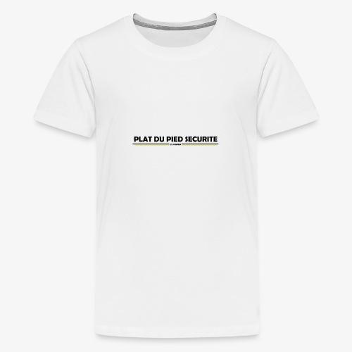 PLATDUPIED - T-shirt Premium Ado