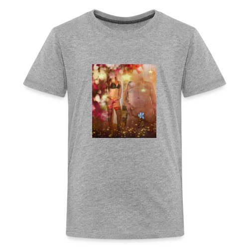 herbst Sinfonie - Teenager Premium T-Shirt