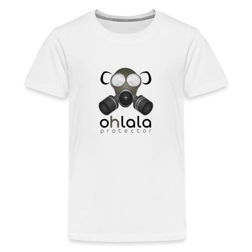 OHLALA PROTECTOR BLK - T-shirt Premium Ado