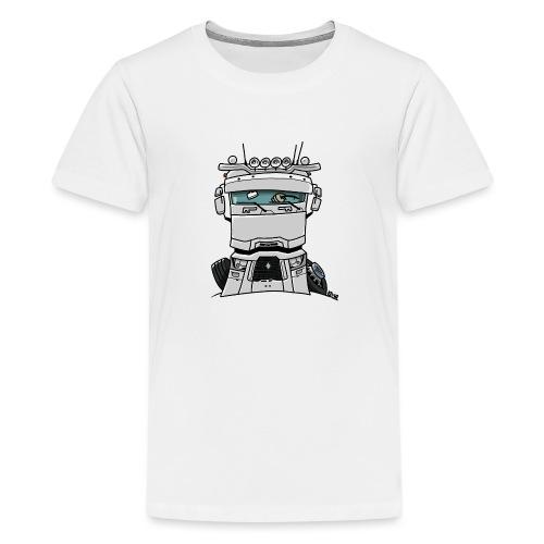 0813 R truck wit - Teenager Premium T-shirt