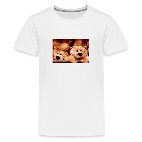 Glücksbären - Teenager Premium T-Shirt