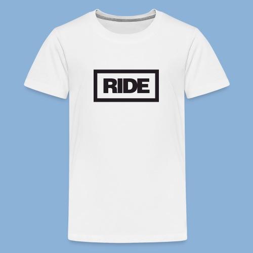 Ride Merchandise - Teenage Premium T-Shirt