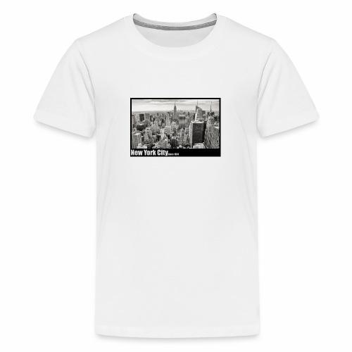 New York City since 1624 - Teenager Premium T-Shirt