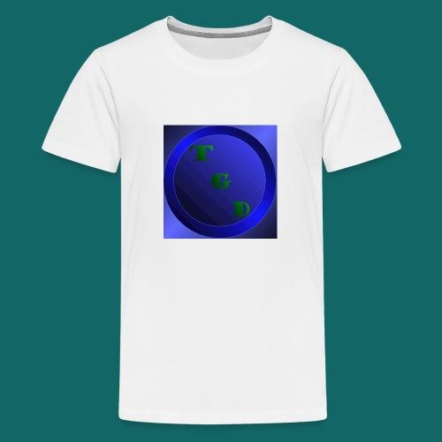 TheGamingDjes Mok - Teenager Premium T-shirt