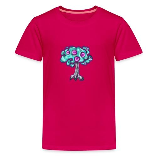 Neon Tree - Teenage Premium T-Shirt
