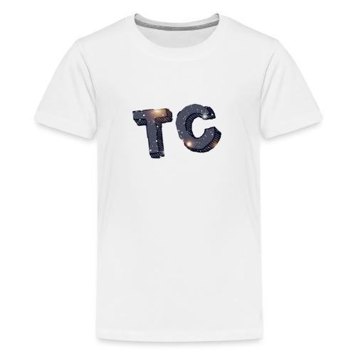 TC sternen logo - Teenager Premium T-Shirt