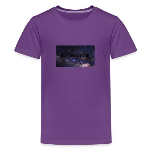 EMILJJOHANSSON - Premium-T-shirt tonåring