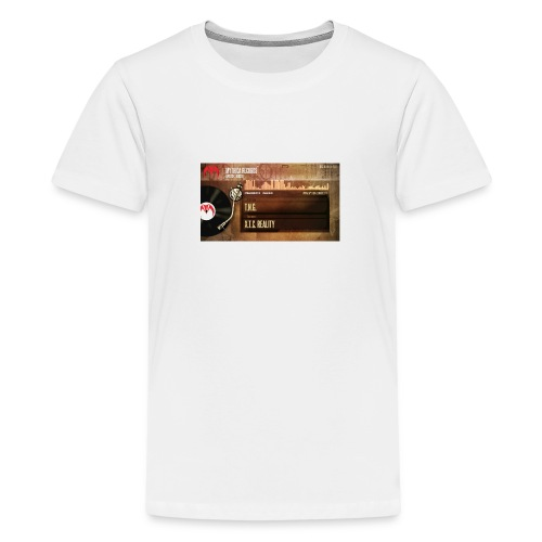 T.N.G. - X.T.C. Reality - Teenager Premium T-shirt