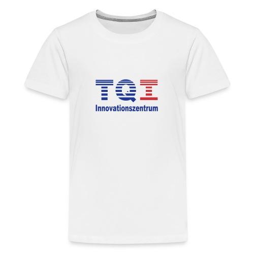 www.tqi.de Innovationszentrum - Teenager Premium T-Shirt
