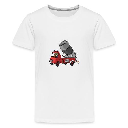 Wasserwerfer - Teenager Premium T-Shirt