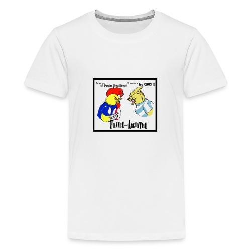 france argentine - T-shirt Premium Ado