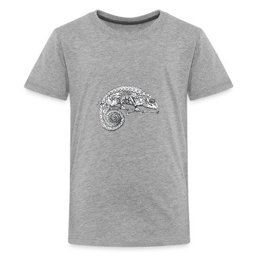 Monsieur Caméléon - T-shirt Premium Ado