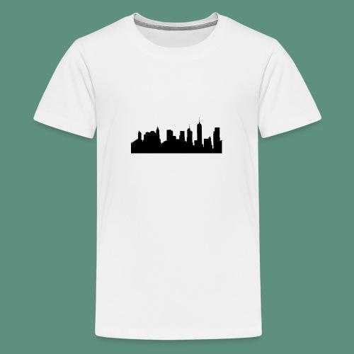 Brooklyn - Teenager Premium T-Shirt