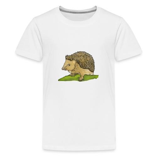 Igel - Teenager Premium T-Shirt