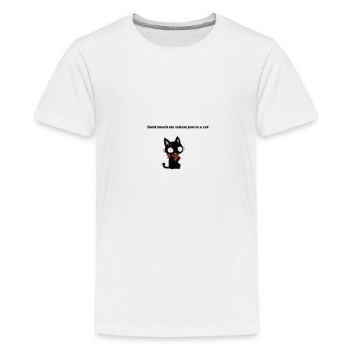 Imnotacat Tshirt - Premium-T-shirt tonåring