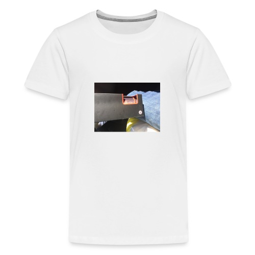IMG 2252 - Premium-T-shirt tonåring