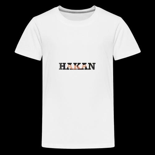 HakanAss - Teenager Premium T-Shirt