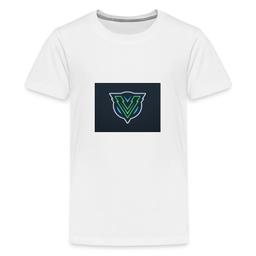 vertex gaming sachen - Teenager Premium T-Shirt
