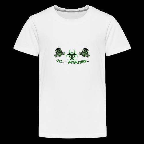 CC-Analyse - Teenager Premium T-Shirt