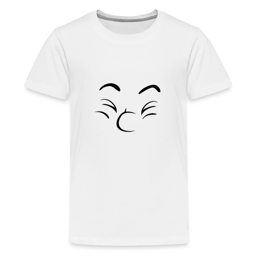Bonne humeur - T-shirt Premium Ado