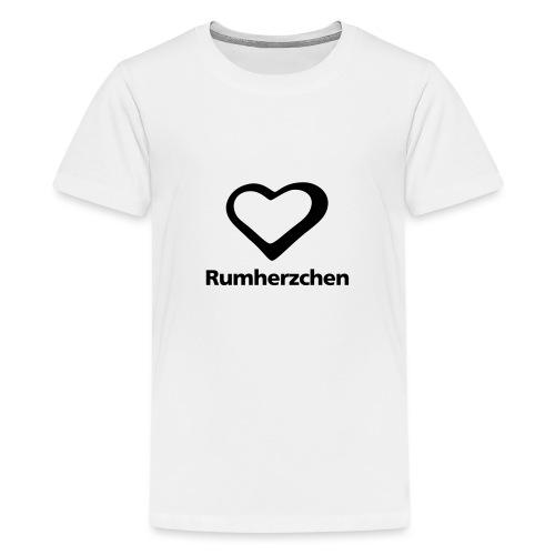 Rumherzchen - Teenager Premium T-Shirt