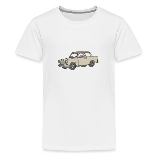 Trabi, Trabant (papyrus) - T-shirt Premium Ado