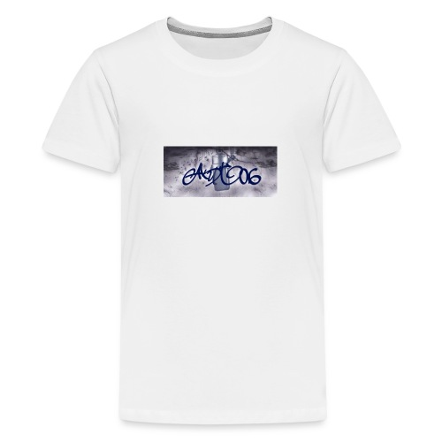 New Akut06Style 2013 jpg - Teenager Premium T-Shirt