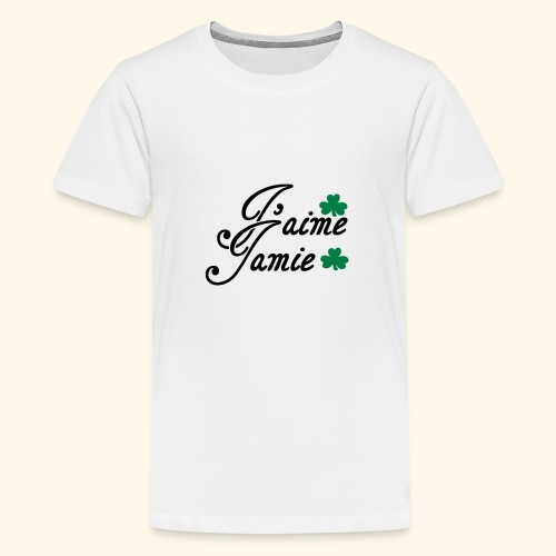 Jaime J - Teenage Premium T-Shirt
