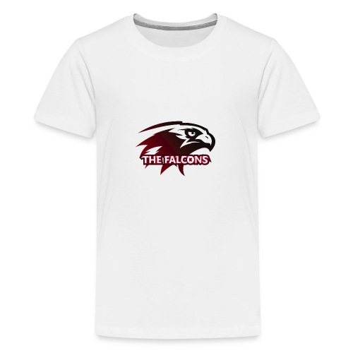 The falcons - Premium T-skjorte for tenåringer
