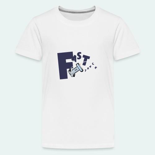 FAST Track 02 - T-shirt Premium Ado