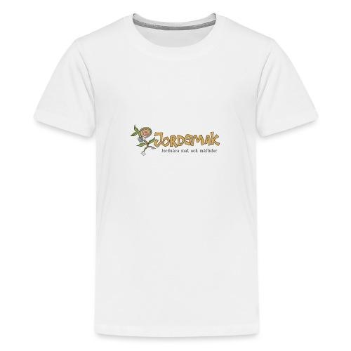 JORDSMAK - Premium-T-shirt tonåring