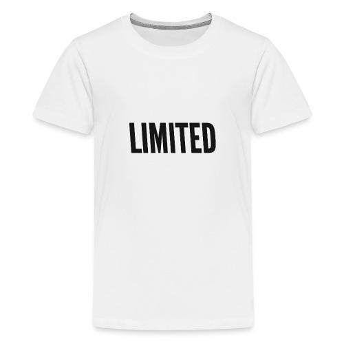 LIMITED - Koszulka młodzieżowa Premium