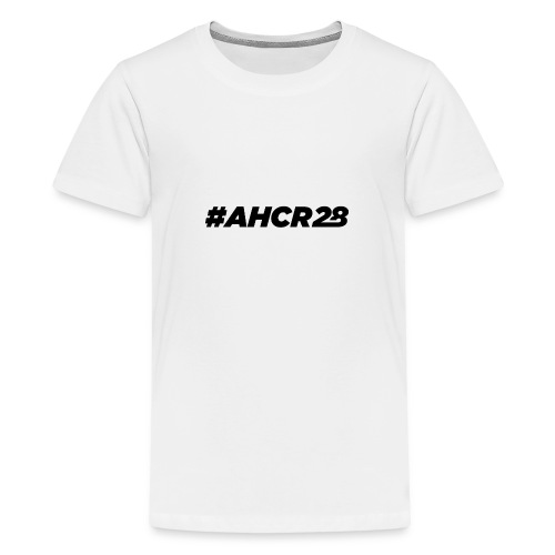 ahcr28 - Teenage Premium T-Shirt