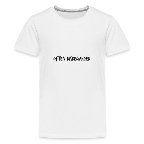 Untitled png - Teenage Premium T-Shirt