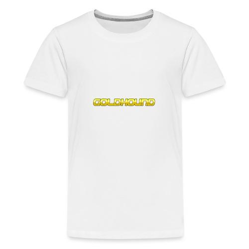 Goldhound - Teenage Premium T-Shirt