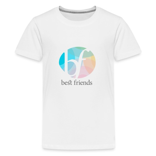 BestFriendsCW png - Teenager Premium T-Shirt